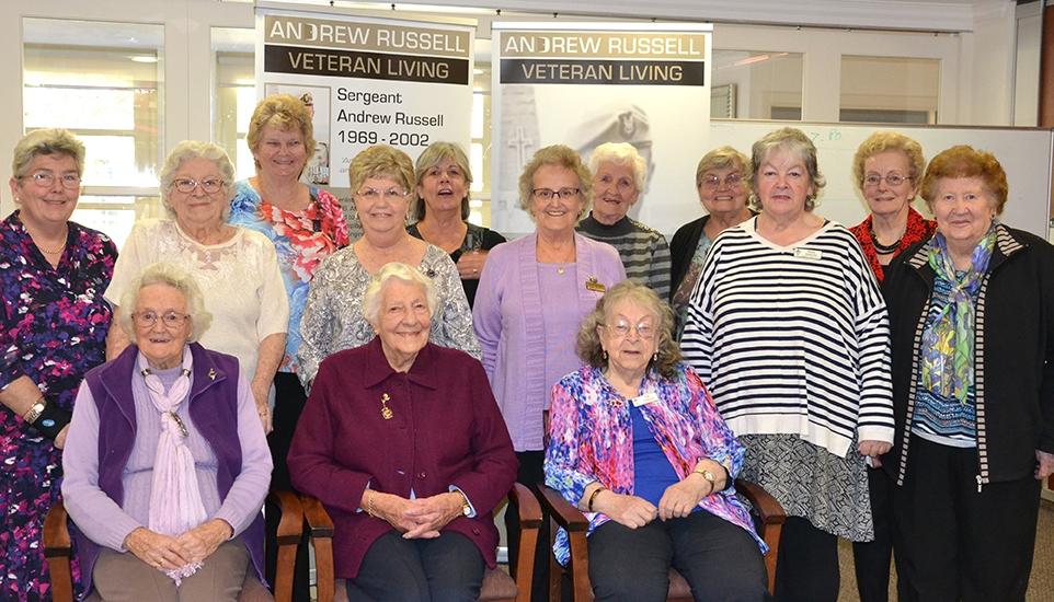 Womens retirement communities