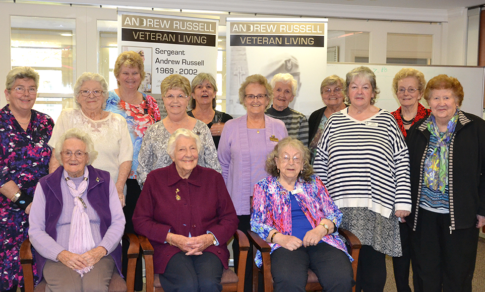 The Gawler RSL Women's Auxiliary