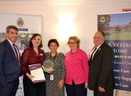 AACQA, 2017 Better Practice Award, RSL Care SA, Commendation Award,