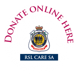 Tax deductible online donation with RSL Care SA