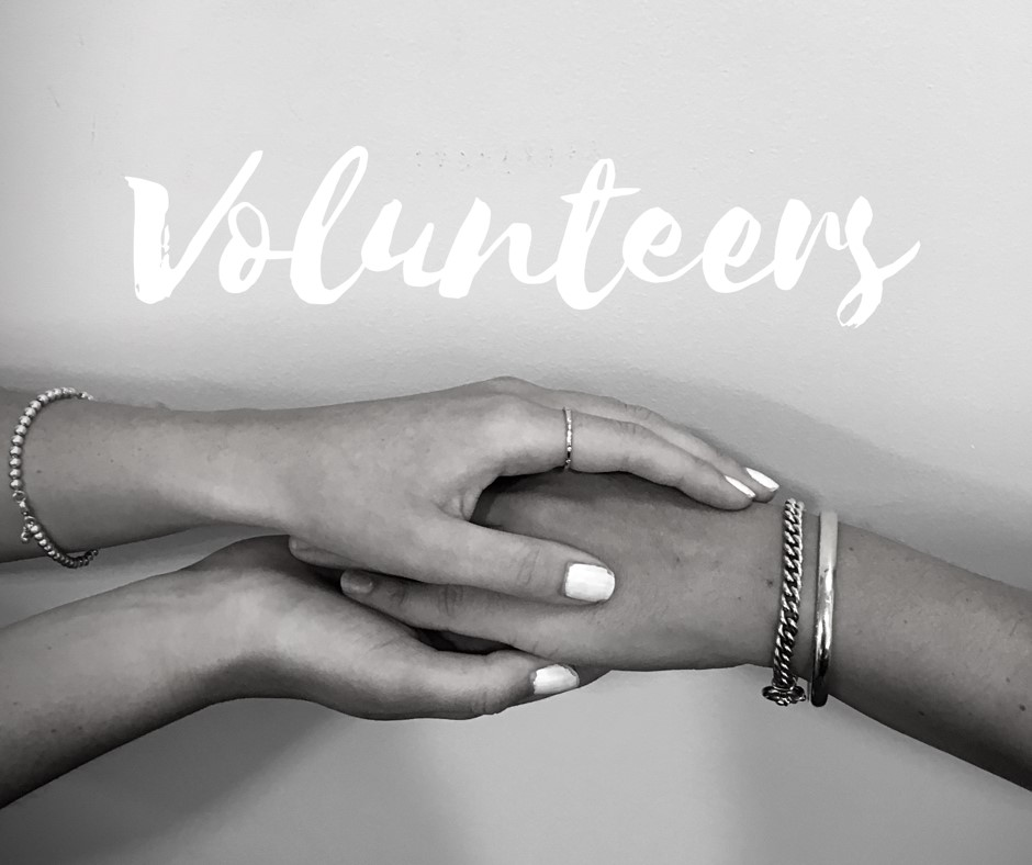 Getting To Know Our Volunteers