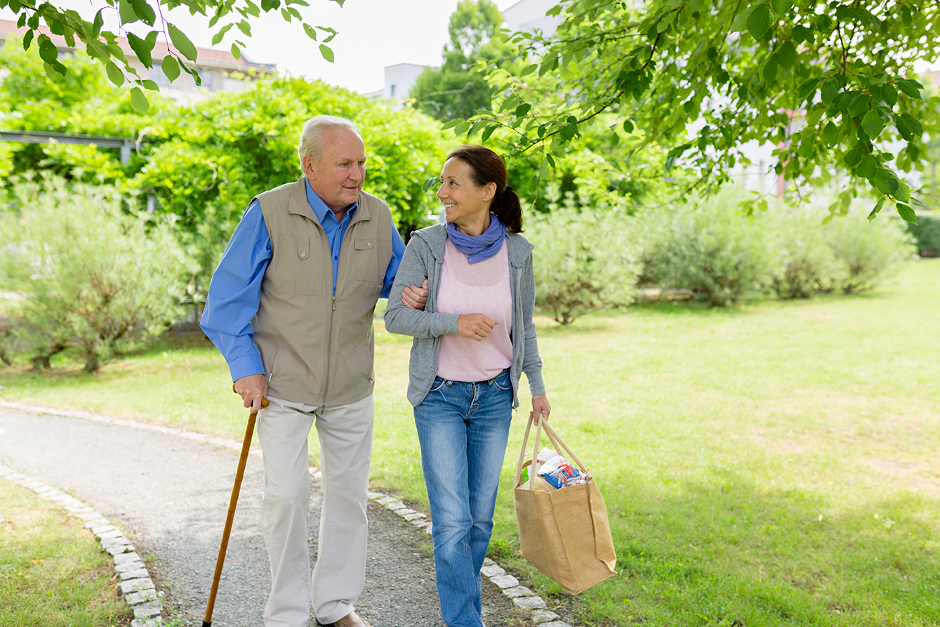 Help at Home in Retirement Living